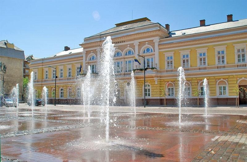 Szolnokon, a Kossuth térel lesz megtartva az I. városi polgárőr nap